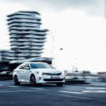 Kia Optima Plug-In Hybrid by Björn Hellgardt
