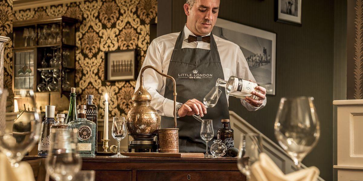 Little London: Leidenschaft für Gin
