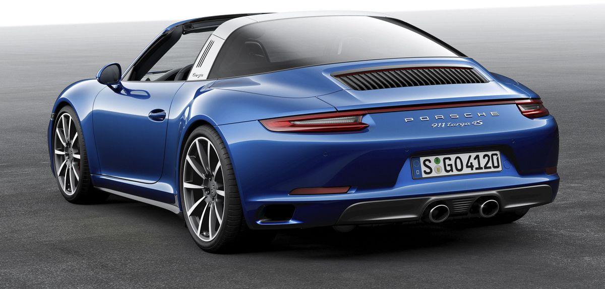 Leistungssteigerung für 911 S-Modelle