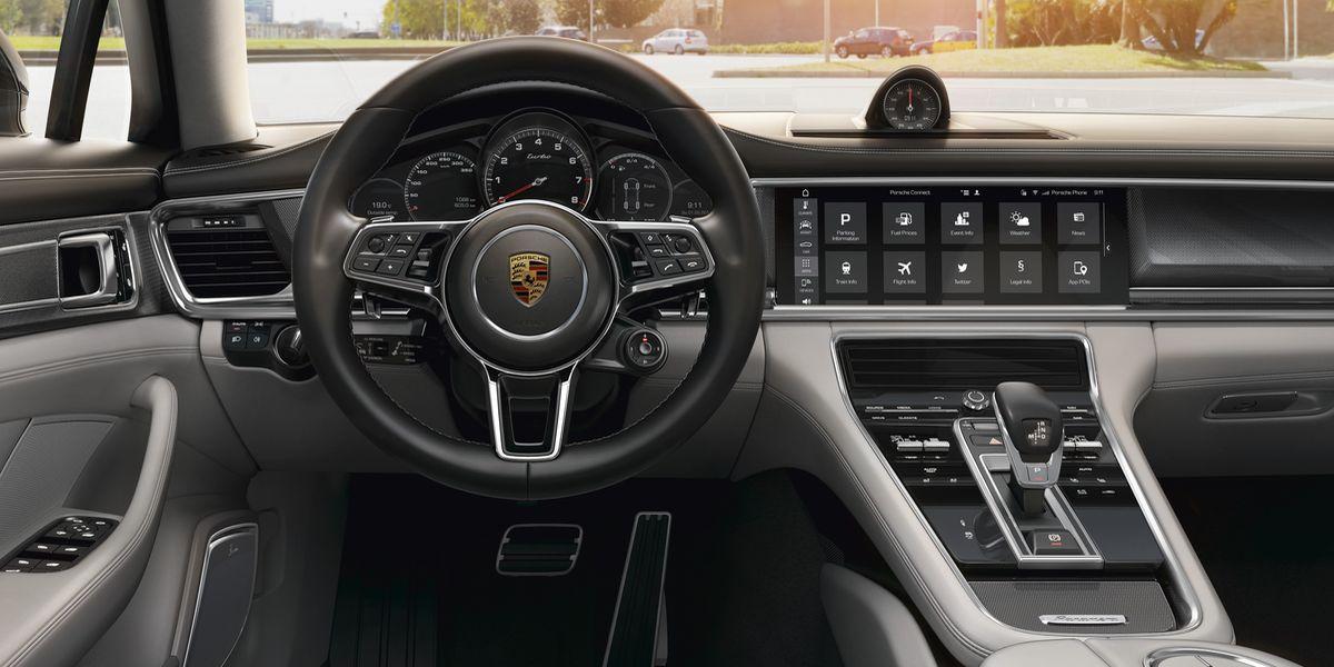 Upgrade für Porsche-Fahrer