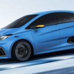 Zoe E-Sport: Rennwagenstudie mit Elektrodruck