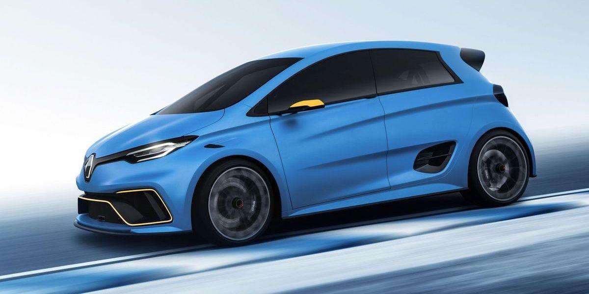 Renault Sport Zoe E-Sport Concept