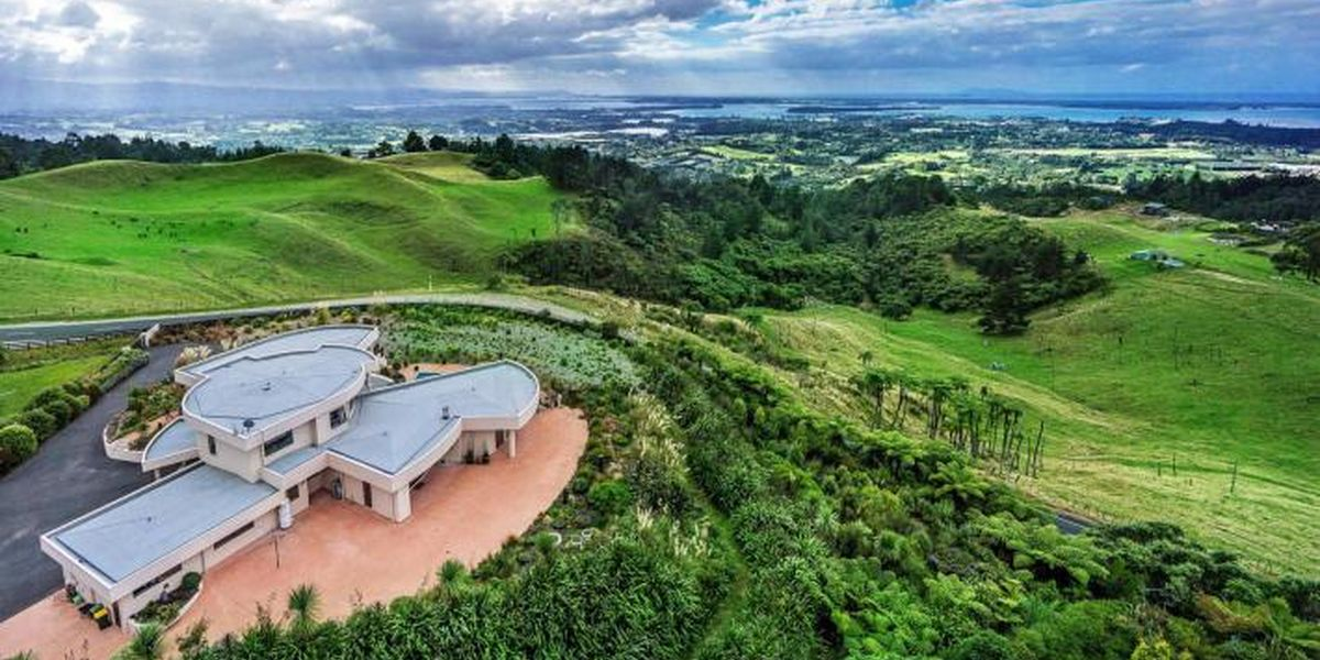 Neuseeländische Lebensqualität: Luxusimmobilie in Te Puna
