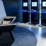Ganz neu: Bugatti-Showroom in Genf