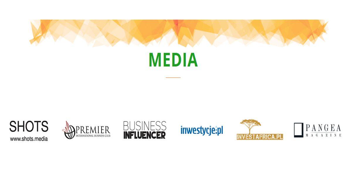 """Warschau: Shots Magazin beim """"Poland Africa Business Forum"""""""