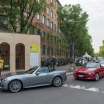 Fiat 124 Spider, Milan Design Week, Salone del Mobile Milano