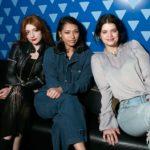 Nicola Roberts, Vanessa White, Pixie Geldof