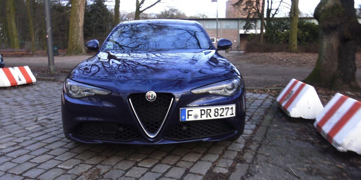 #Test Video: Alfa Romeo Giulia