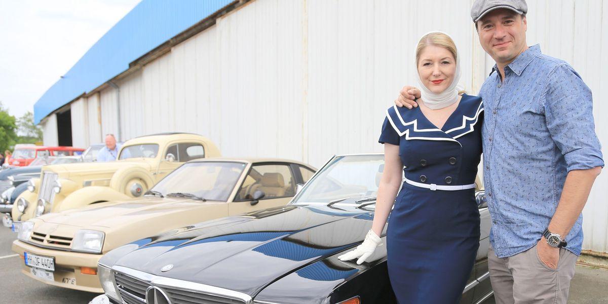 Auto Wichert Classic Car