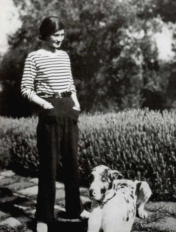 Coco Chanel, 1928