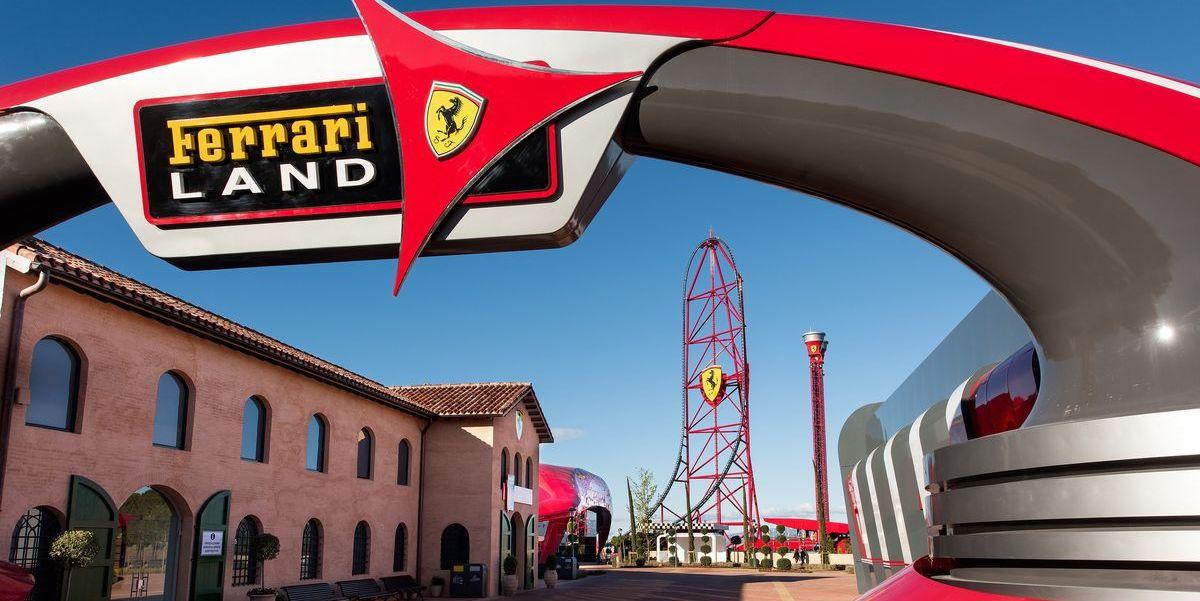 Ferrari Land, Port Aventura