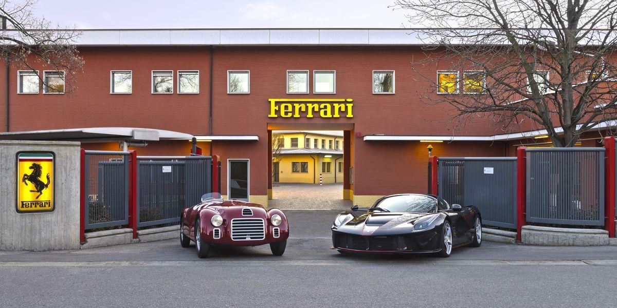 Ferrari: Eine Ikone feiert Geburtstag