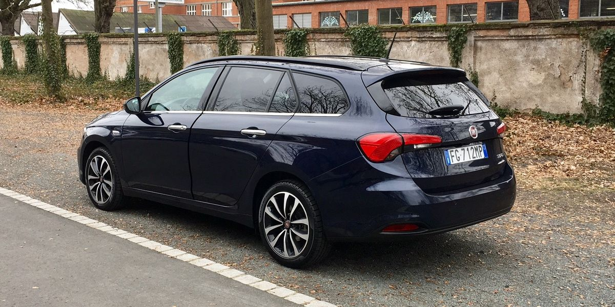 #Test Video: Fiat Tipo Kombi