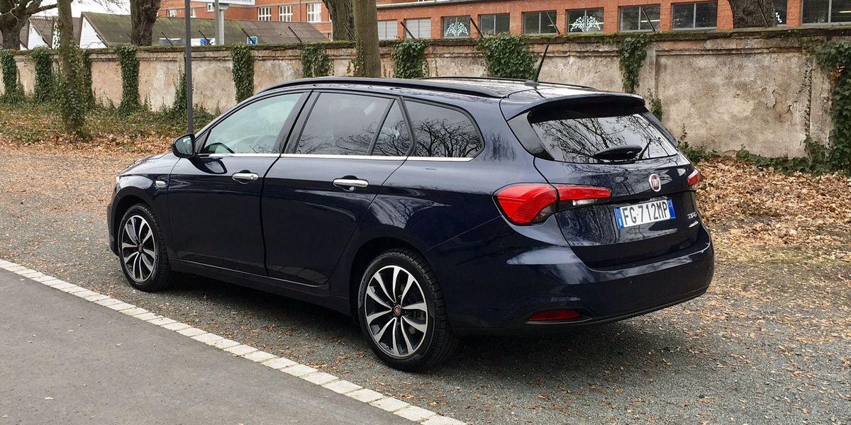 #Test Video: Fiat Tipo Kombi
