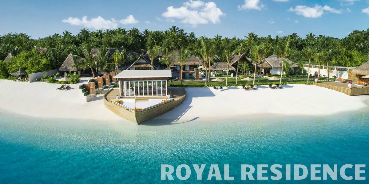 Jumeirah Vittaveli Royal Residence: Keine Wünsche mehr offen