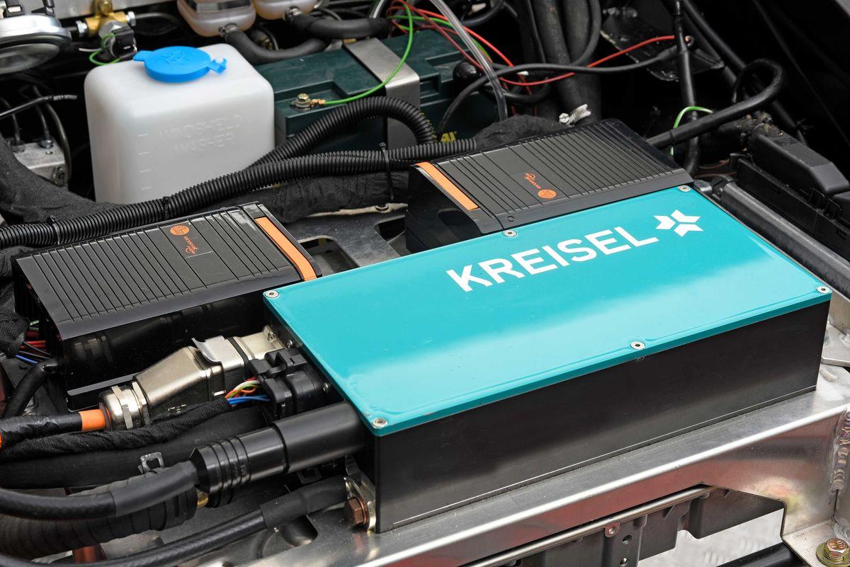 Kreisel Evex 910e