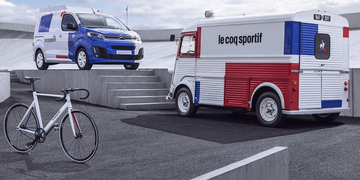 #CitroënJumpy #CitroënTypH #LeCoqSportif