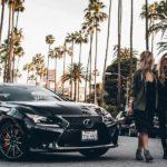 Lexus schickt die Influencer los