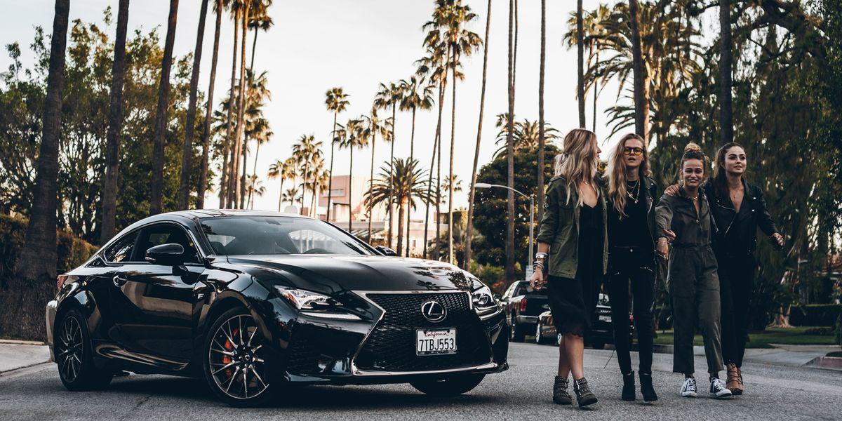 Lexus schickt die Blogger los