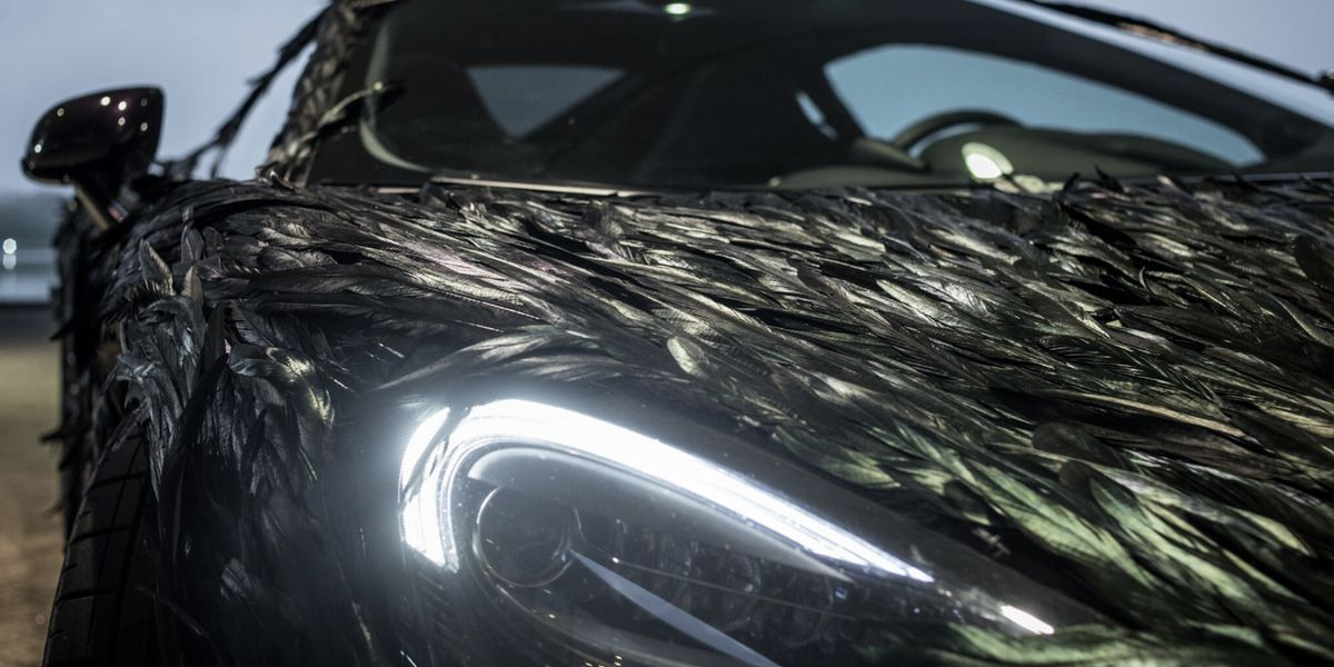 McLaren Biomimikry