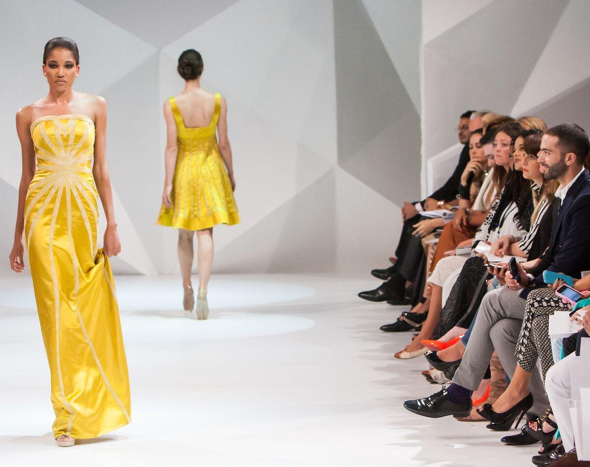 Düsseldorf: Modelscouting für die Platform Fashion