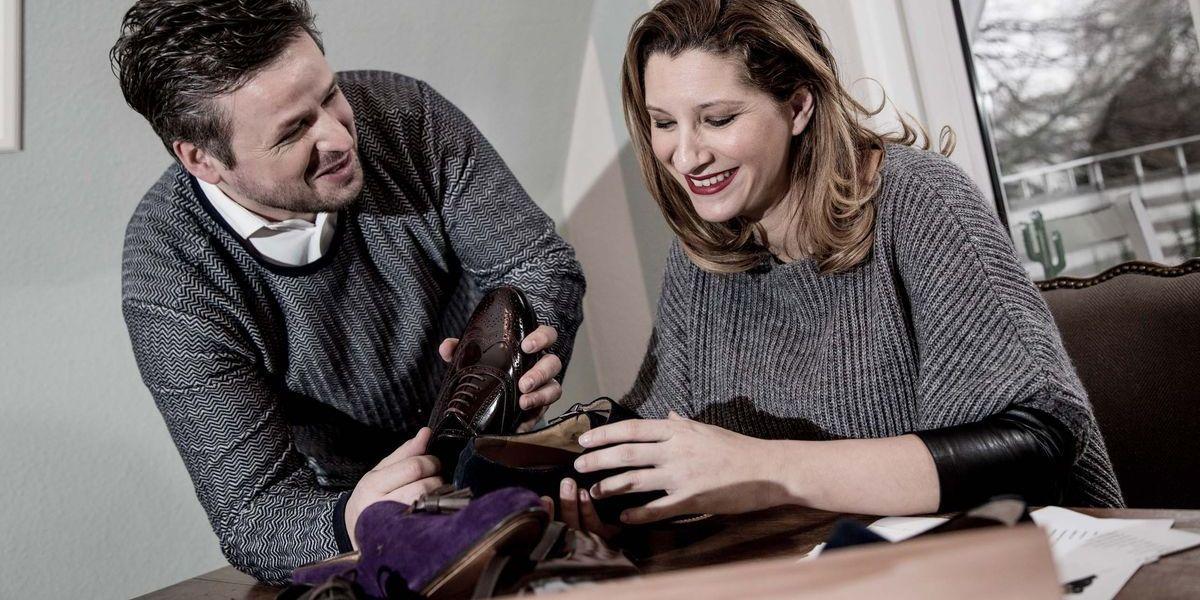 Portus Novo: Handgefertigte Herrenschuhe mit Liebe zum Detail