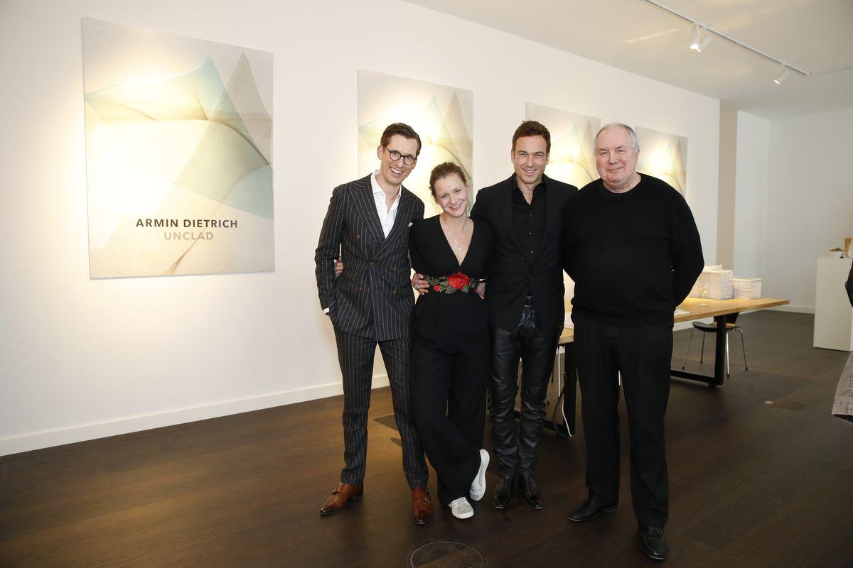 Eike Knueppel, Jenny Falckenberg, Armin Dietrich, Mark Gisbourne