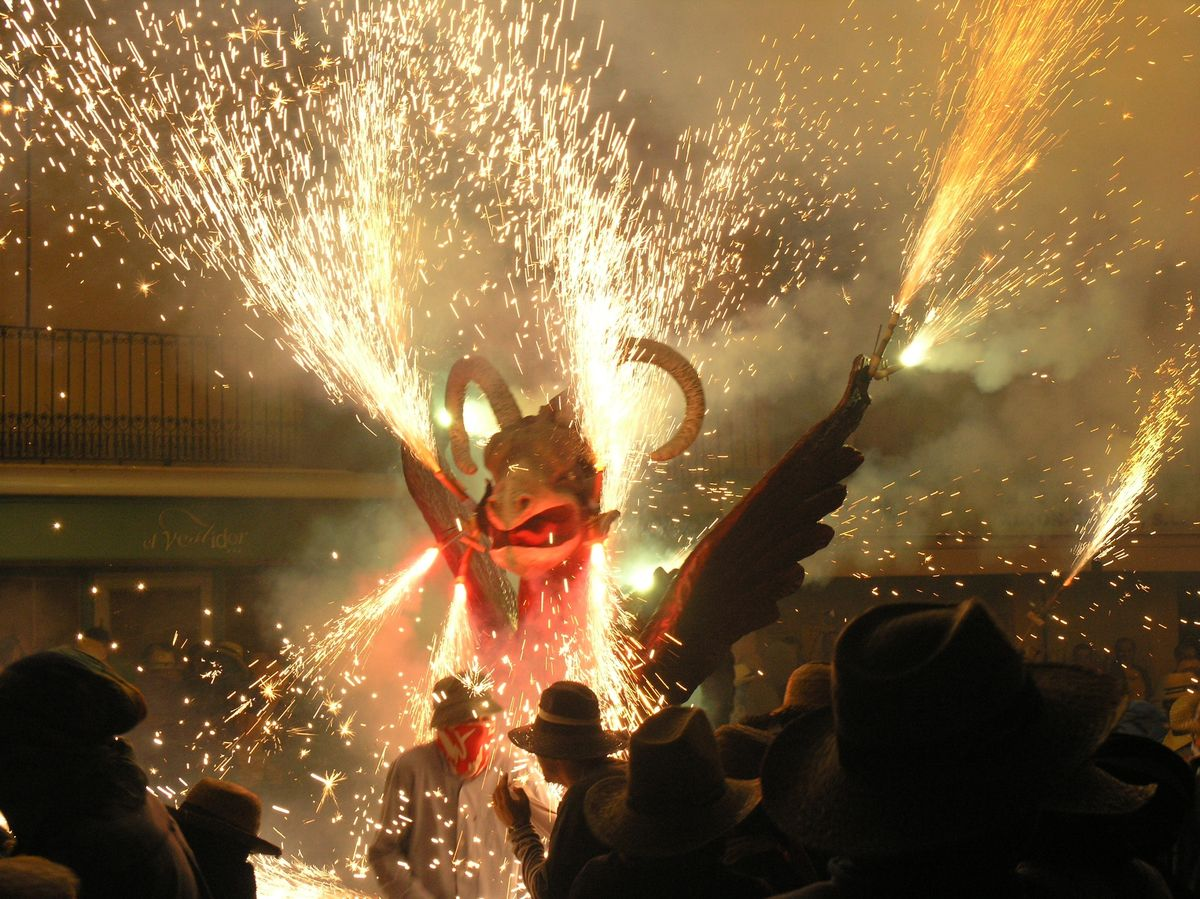 Fiesta de Sant Joan