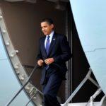 Mit Obama seinen Medienpreis feiern