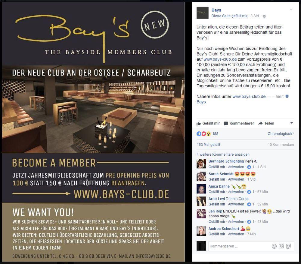 facebook.com/bays.memberclub