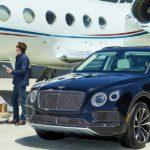 Luxus-Concierge für Bentley-Driver