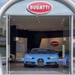 Der größte Bugatti-Showroom ist in...
