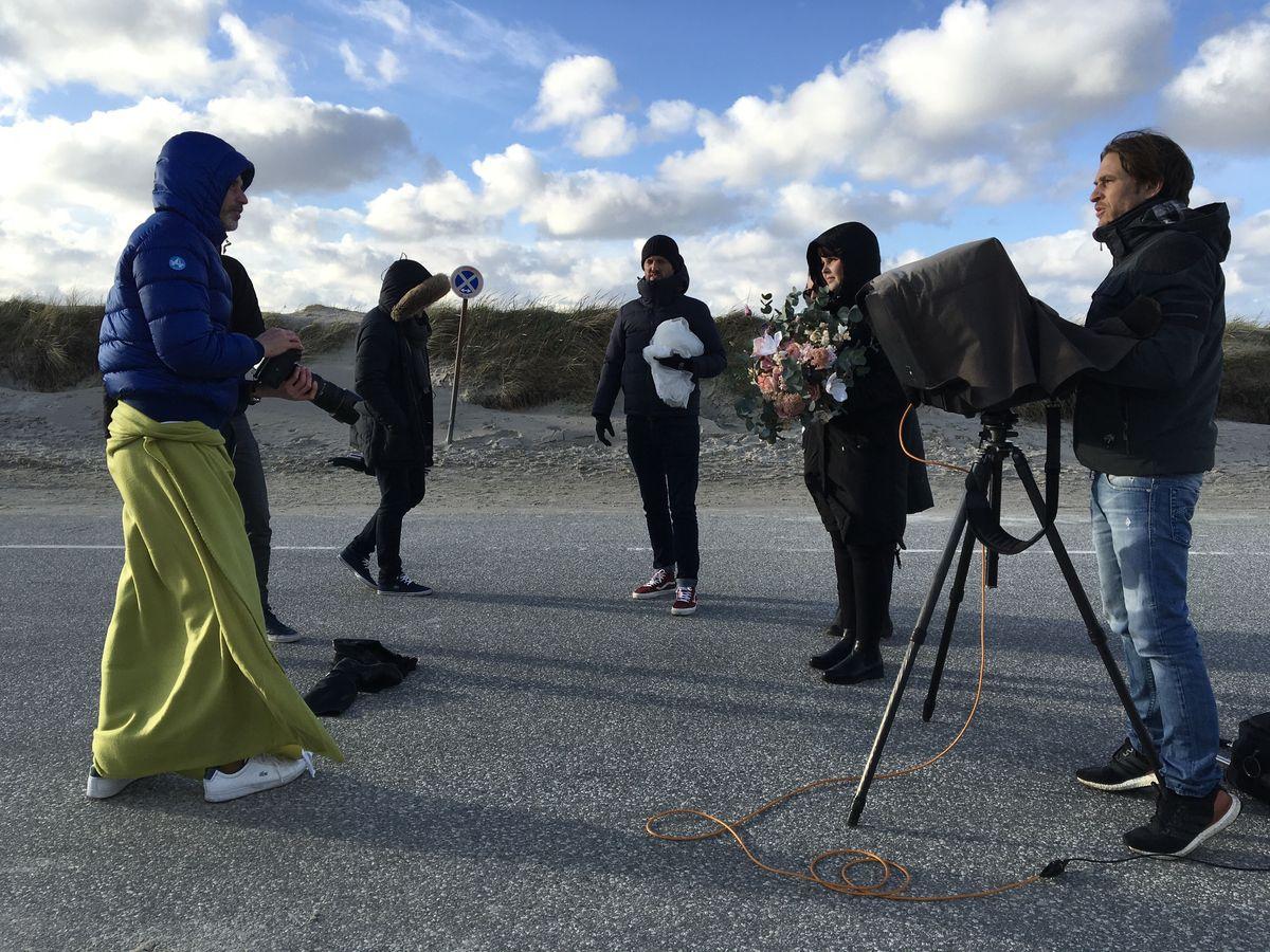 Wilvorst: Fashion-Shooting in Sankt Peter-Ording