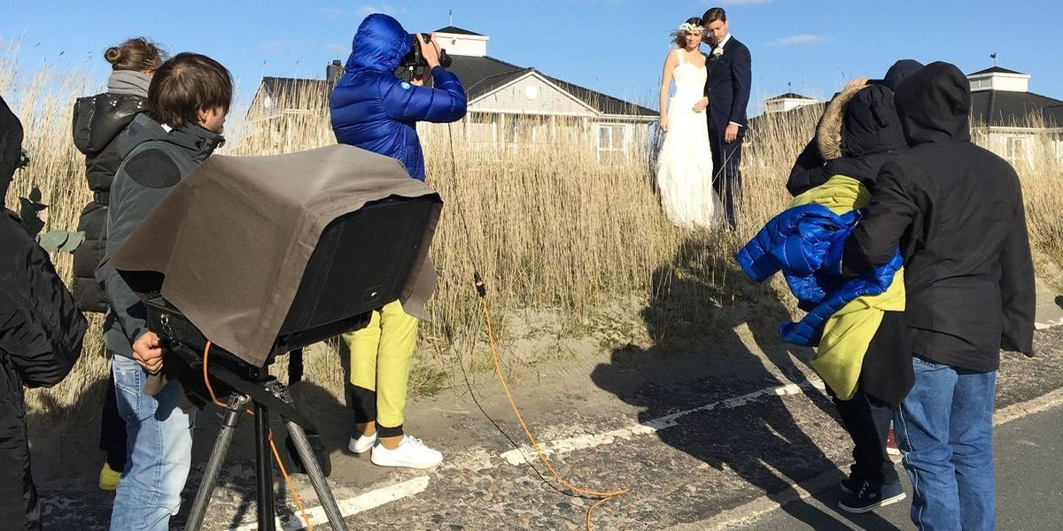 Fashion-Shooting in Sankt Peter-Ording
