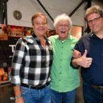 Bernd Glathe, Carlo von Tiedemann, Norbert Gerlach