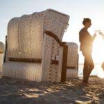 Ostsee: Hotspots für Sonnenuntergänge