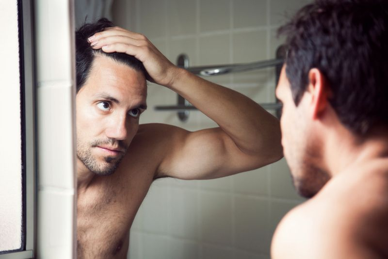Haarausfall - und was man dagegen tun kann
