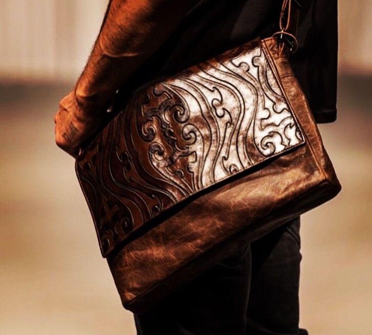 Hang Tough: Taschen für Männer