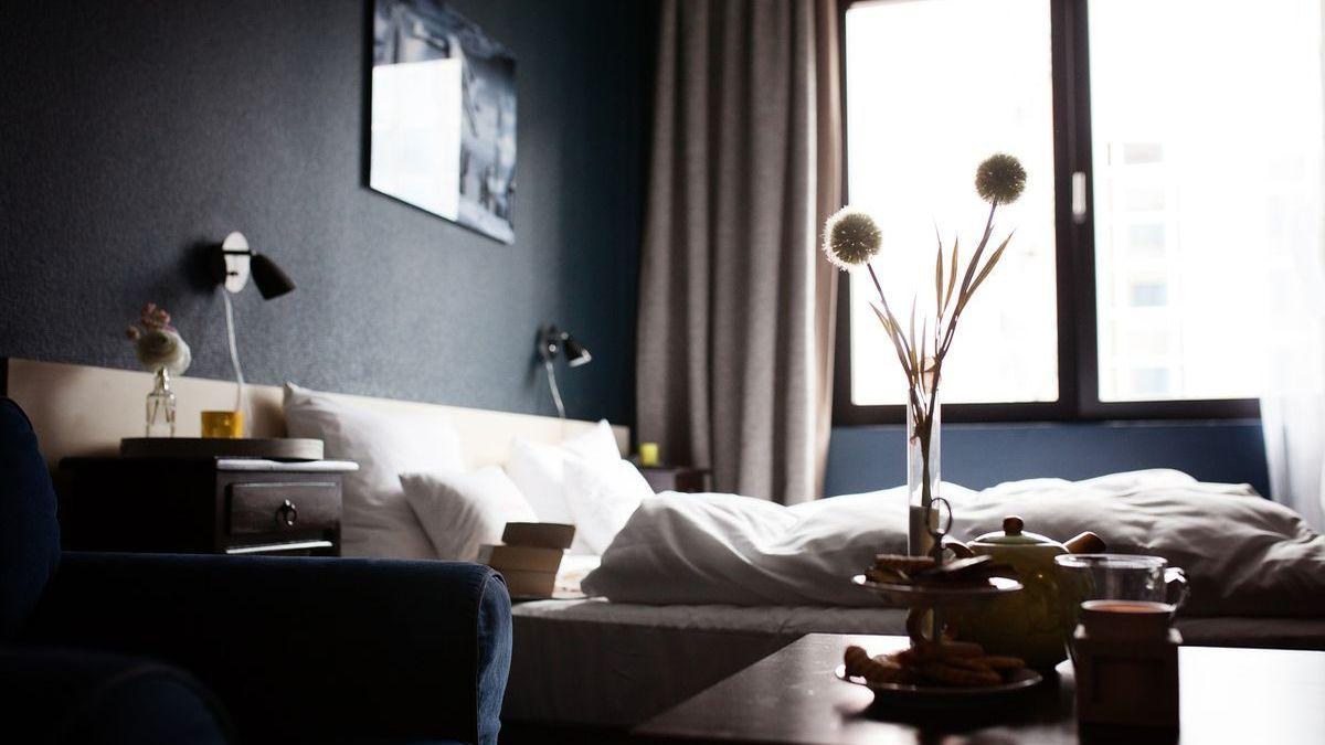 Das Hotelzimmer-Chinesisch: Triple Quad Duplex Suite