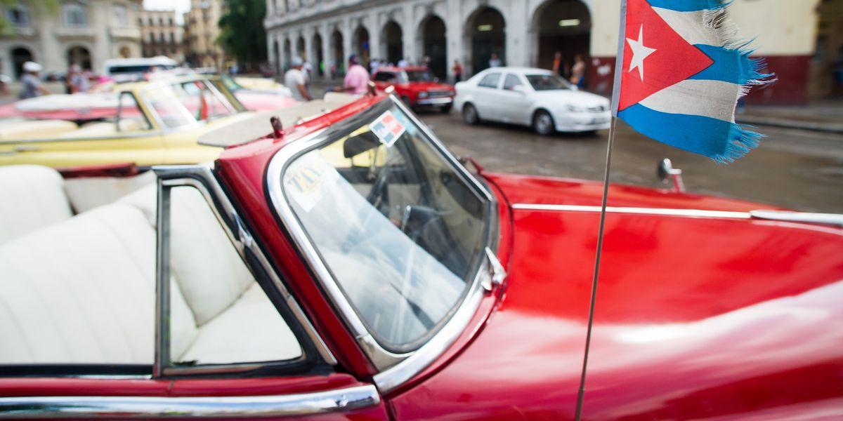 Im Oldie durch Kuba cruisen