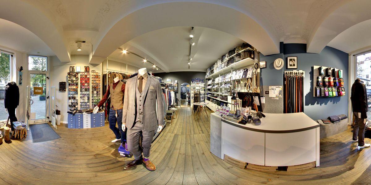 Leo 33: Stylischer Shopping-Rundgang für Männer