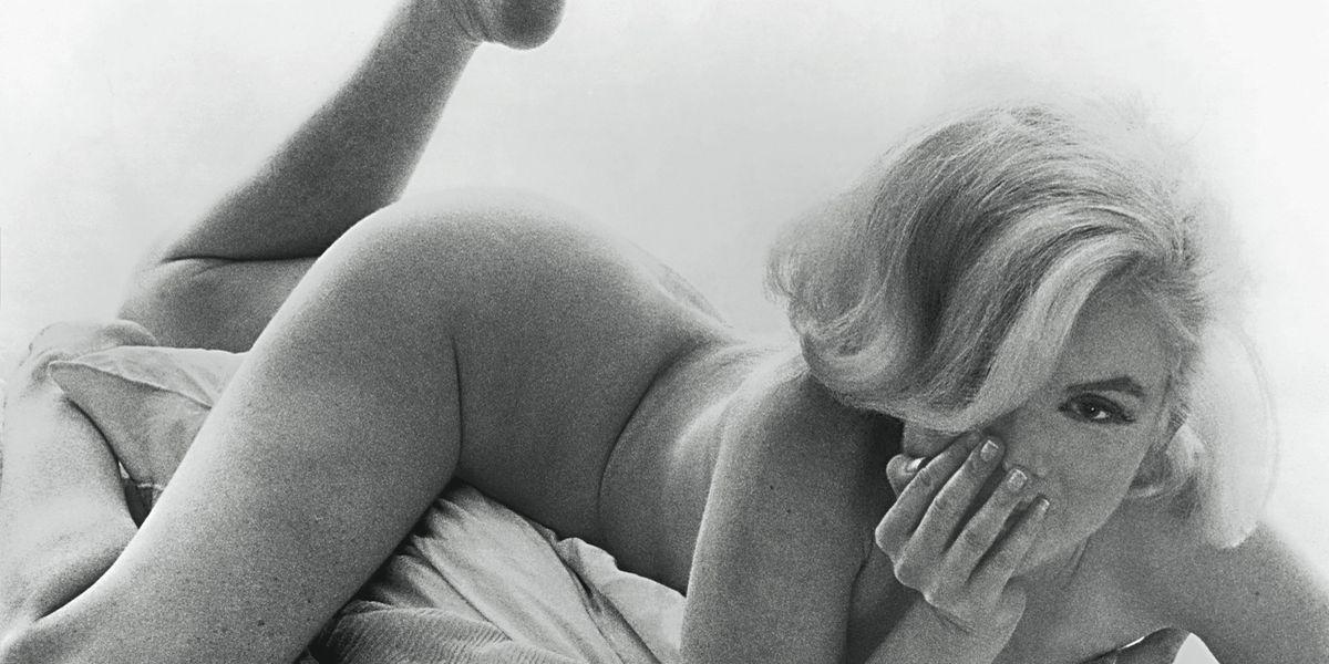 Das letzte Shooting von Marilyn Monroe