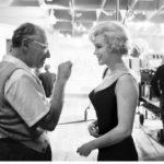 1960: George Cukor, Marilyn Monroe