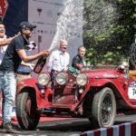 Alfa Romeo dominiert die Mille Miglia