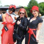Love Newkirk, Claudia Schulz, Eva Habermann