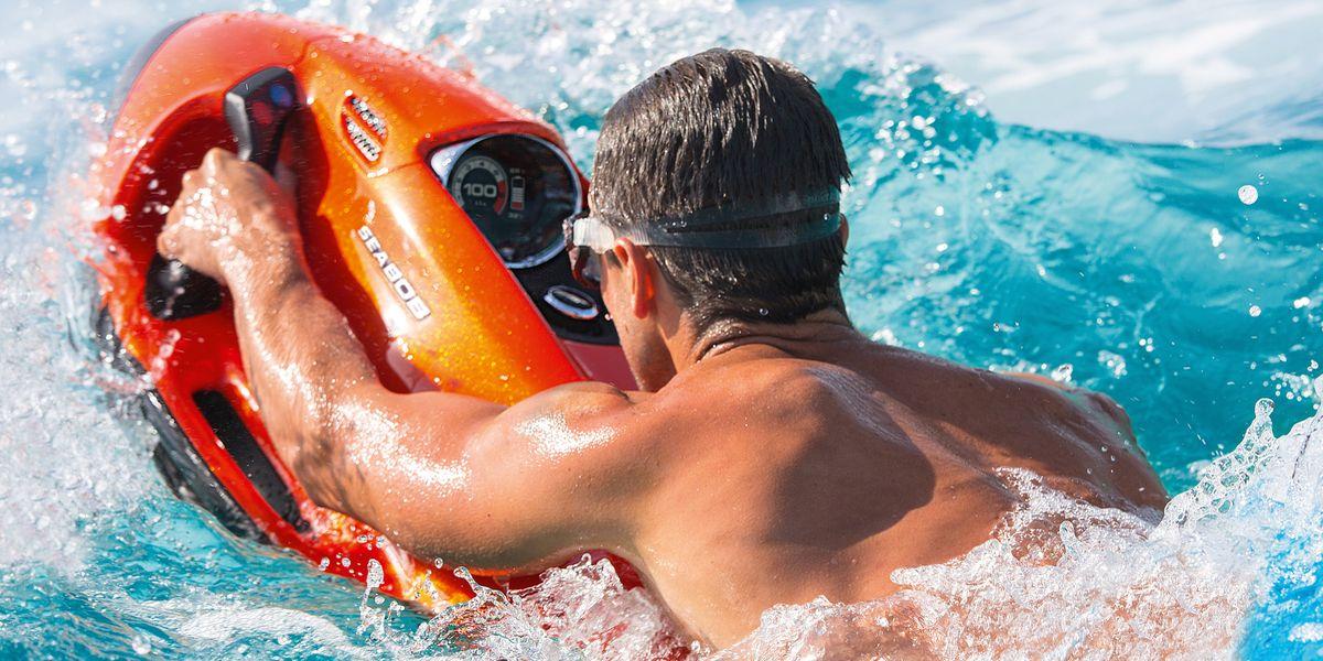 Luxury Toy: Seabob taucht nach Australien
