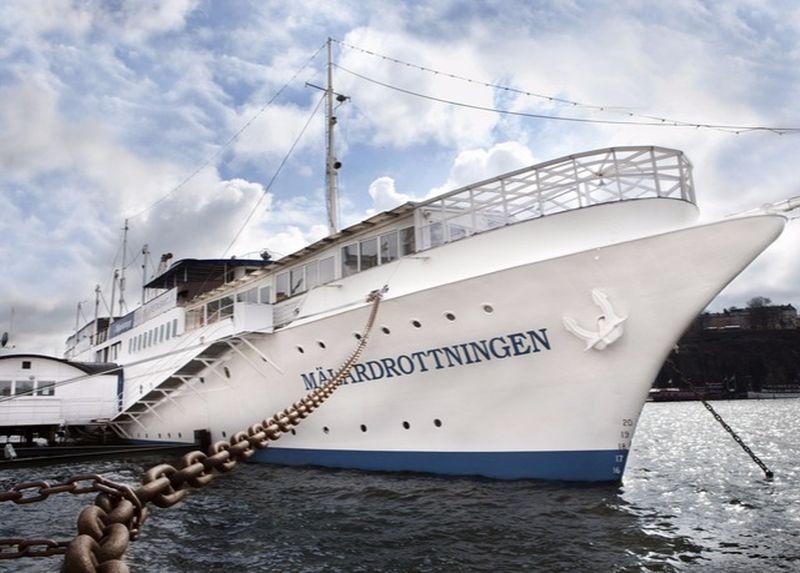 Yacht Hotel Mälardrottningen