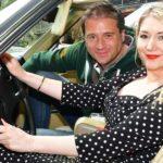 Promis pilotieren Classic Cars für guten Zweck
