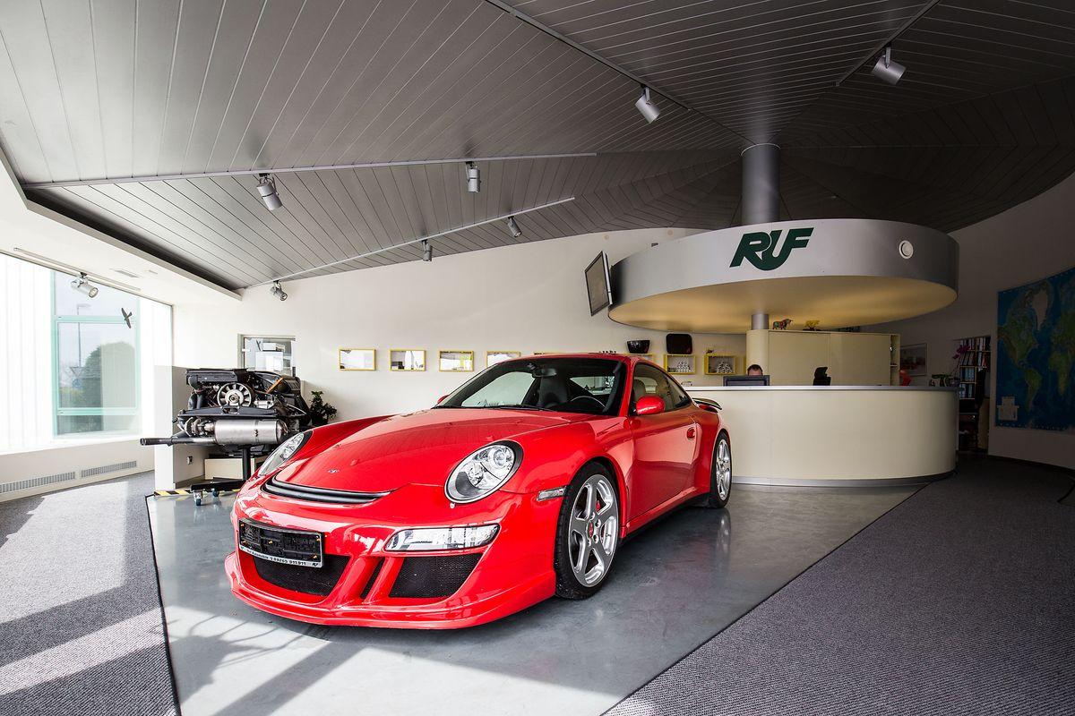 Ruf Automobile