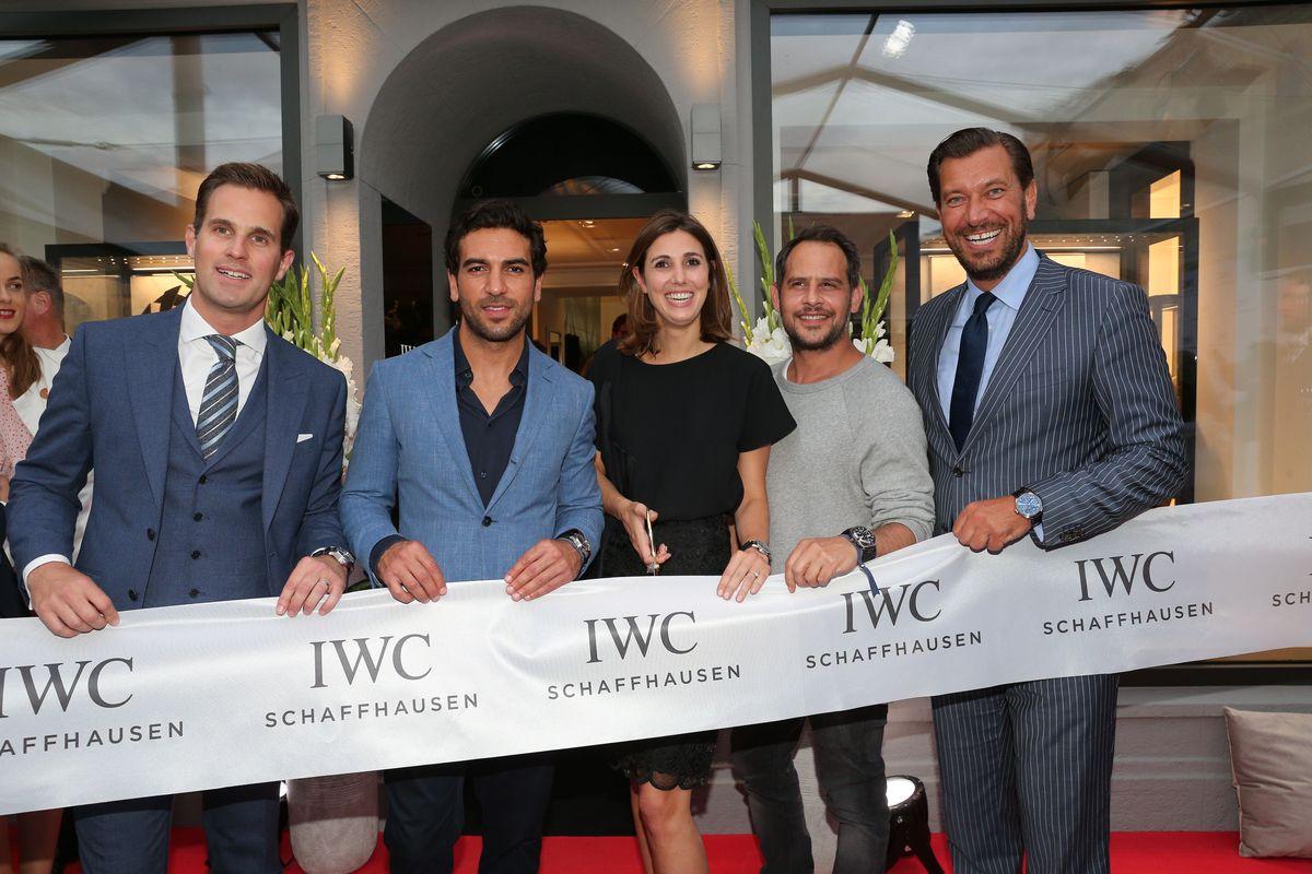 IWC Schaffhausen Opening in München